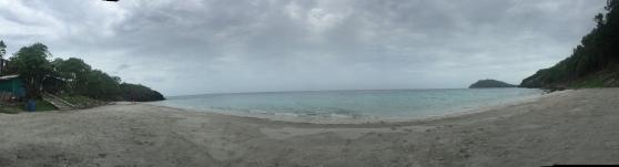 More empty beach