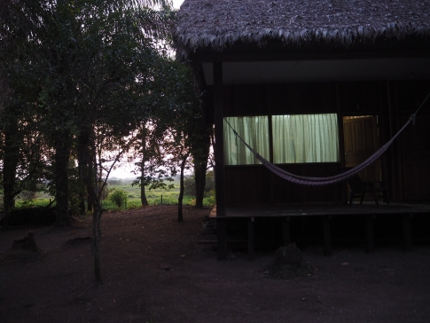 Jen's cabin