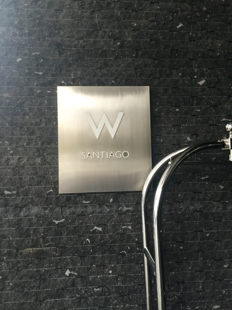 Hotel Review: W, Santiago Chile