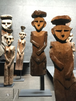 From the Precolombian museum