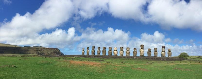 Easter Island/Isla de Pascua/RapaNui