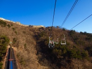 Chairlift up