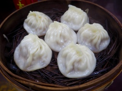 Traditional soup dumplings