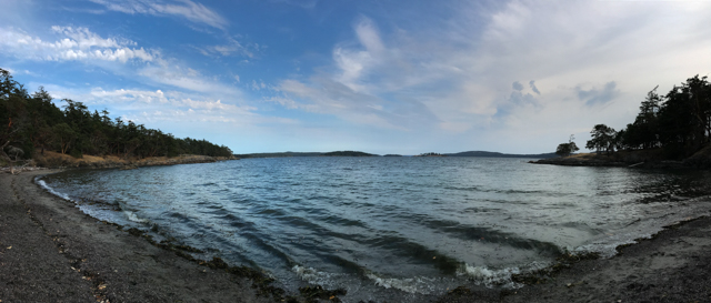 Washington Summer Weekend: Kayak camping in the San Juan Islands