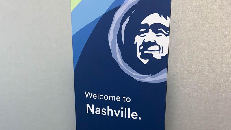 Nashville – The Perfect Mileage Run (orWeekend)