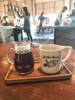 Coffee at Barista Parlor